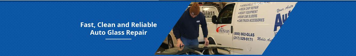 Banner picture for Services page for Auto Glass Systems